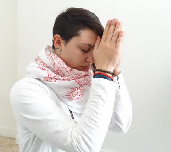 Yoga Teacher, δασκάλα yoga, Αναστασία Ζησούδη