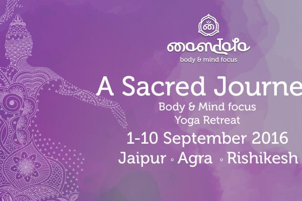 «A Sacred Journey» – Jaipur- Agra – Rishikesh