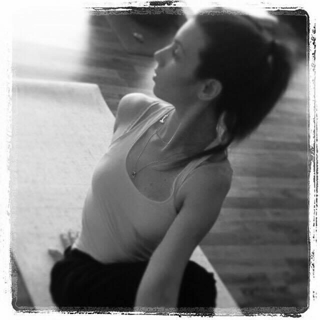Yoga Teacher, δασκάλα yoga, Κατερίνα Σπαή