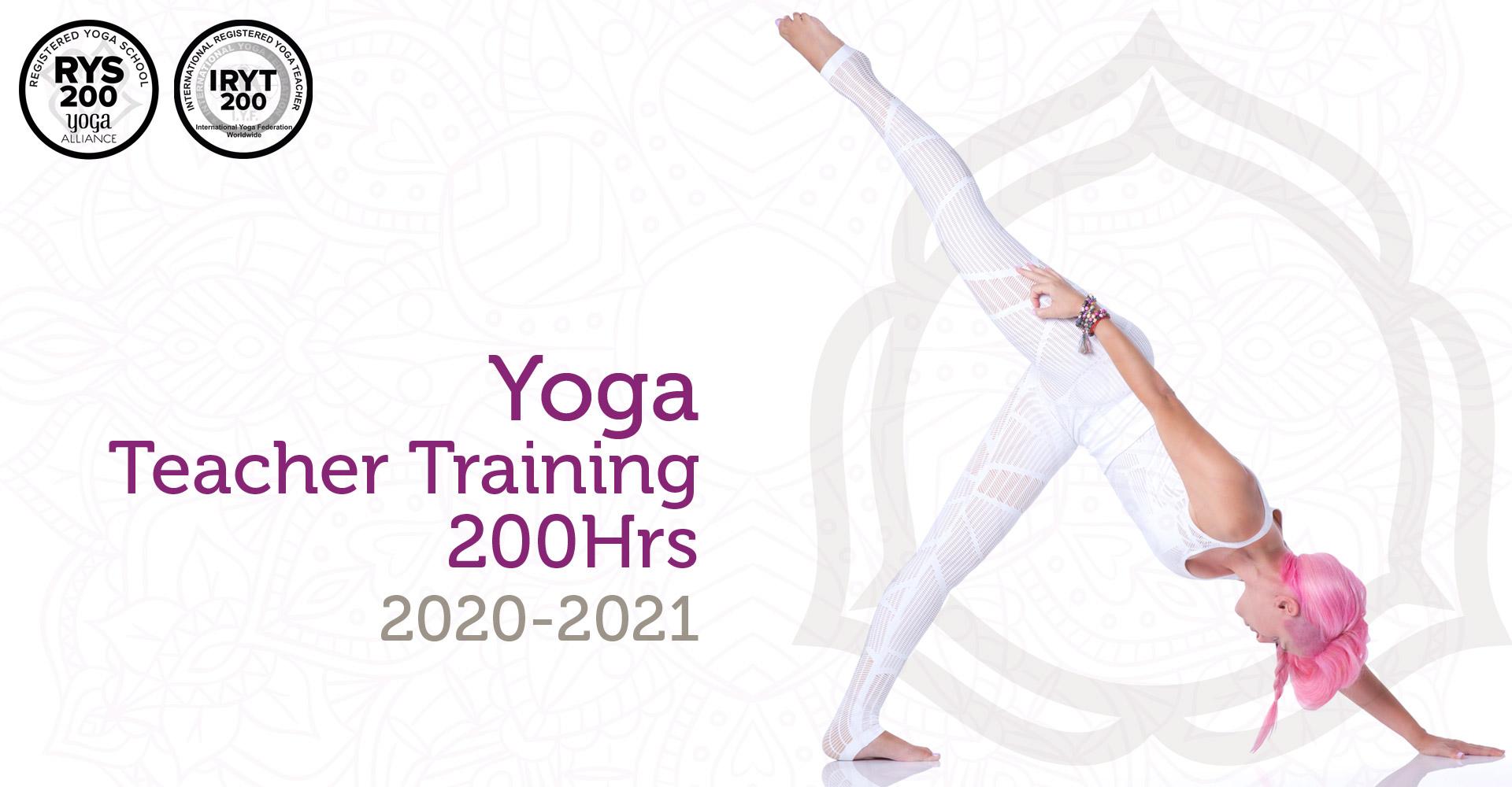 Υoga Teacher Training 200Hrs