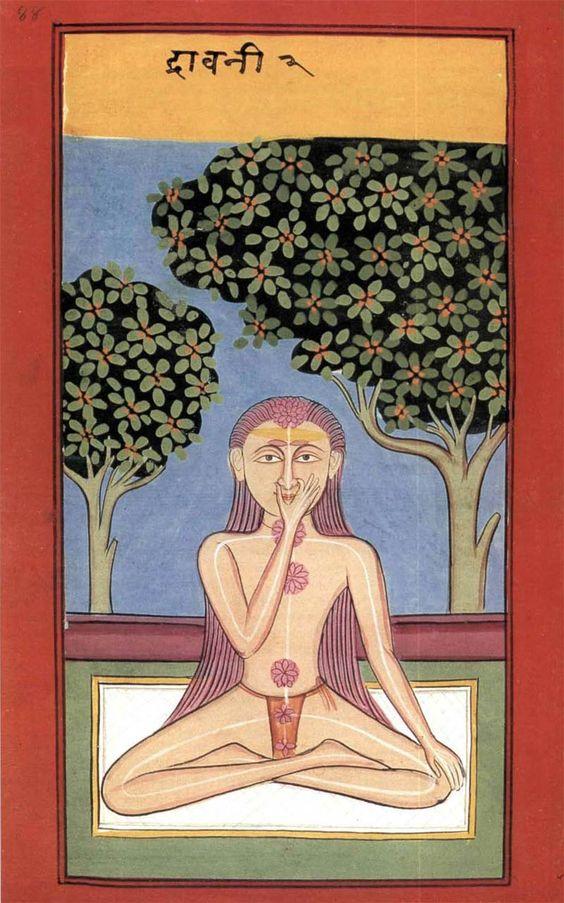 Γνωριμία με την Haṭha Yoga Pradīpikā Copy