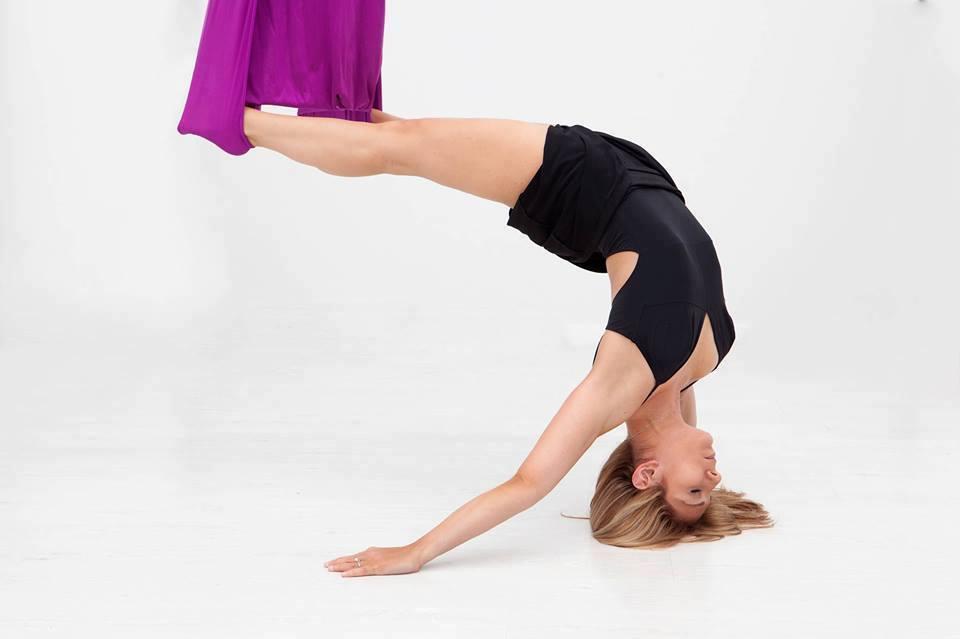 Advanced Aerial Yoga Teachers Training