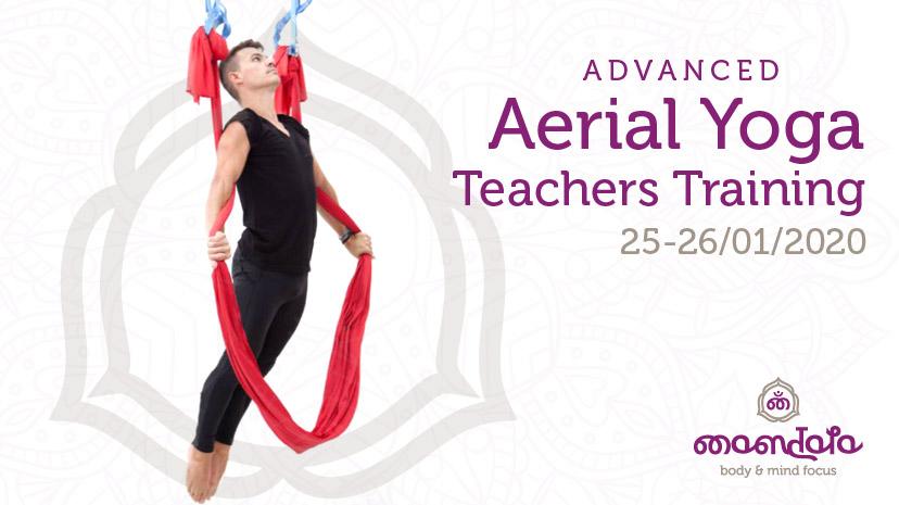 Advanced Aerial Yoga Teacher Training - Mandala