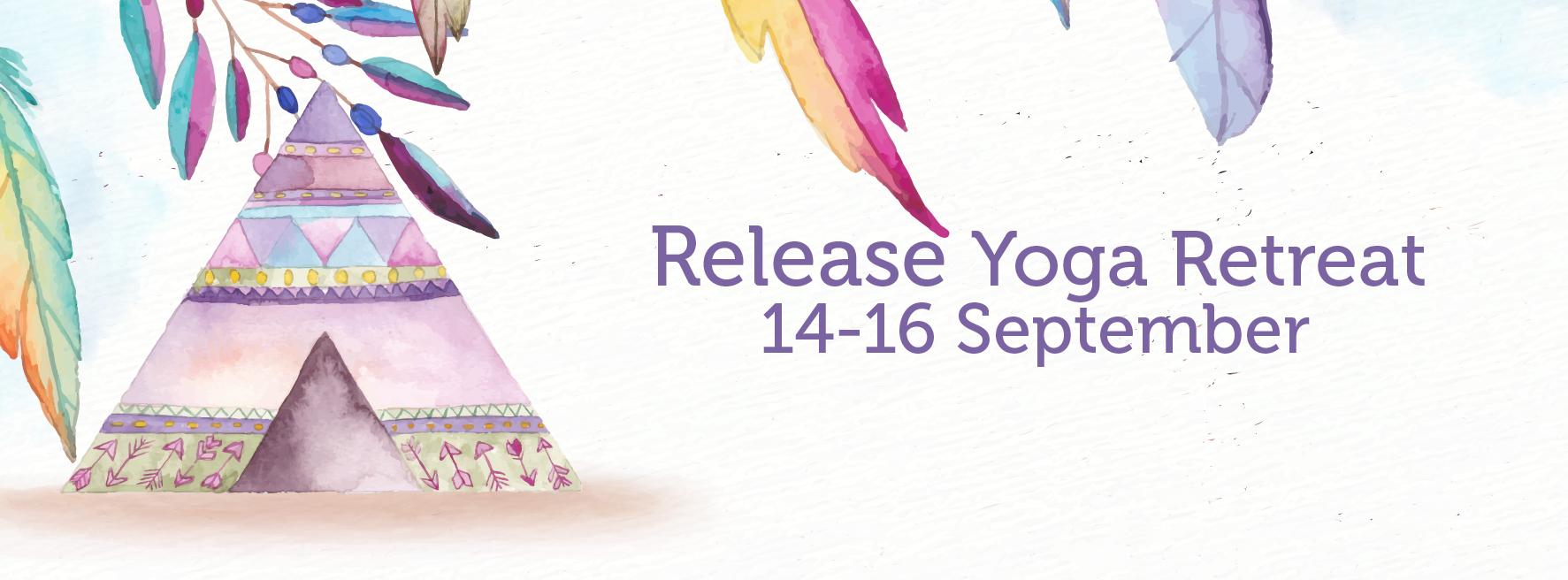 Release Yoga Retreat