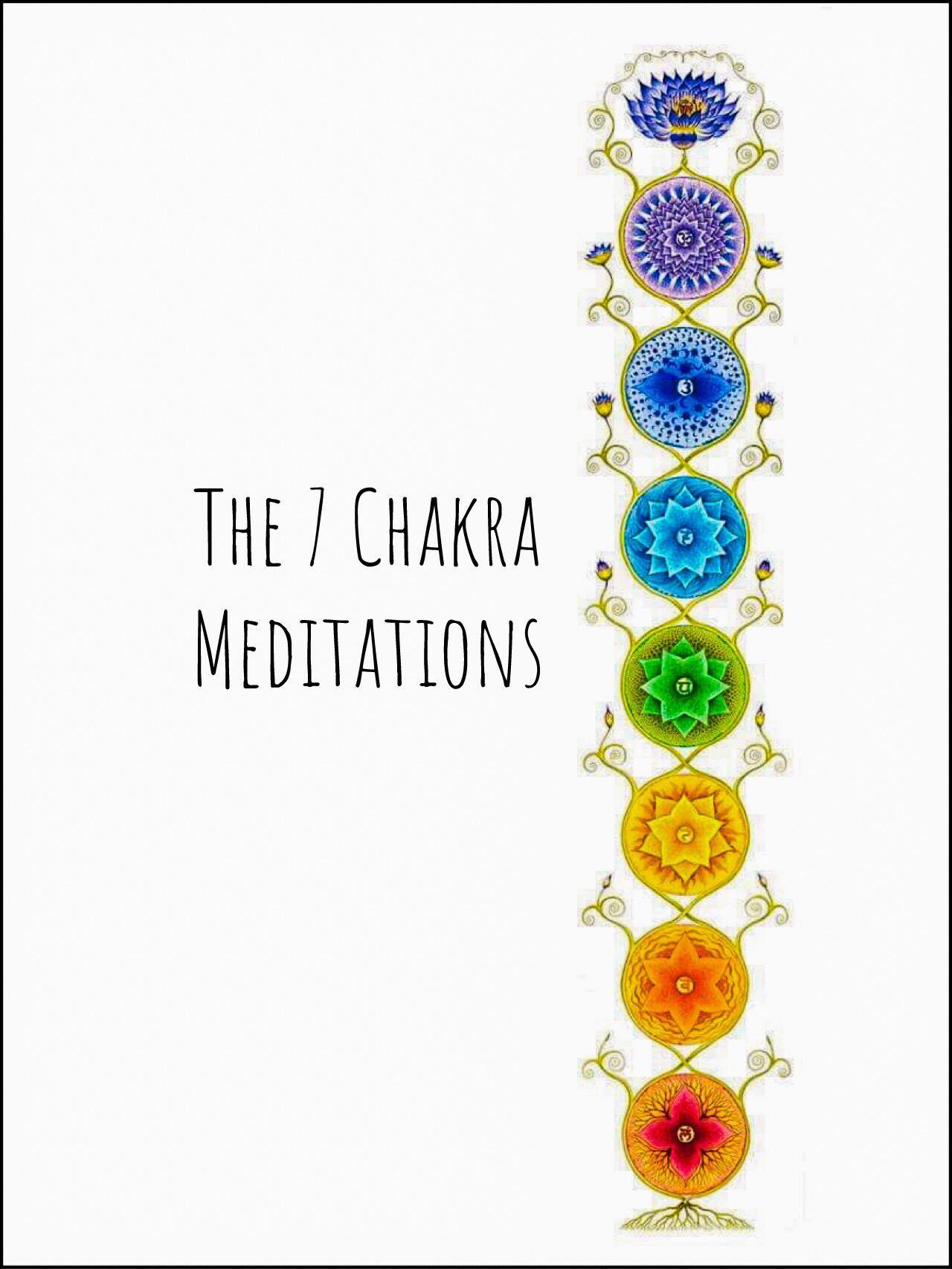 7 Chakra Meditations
