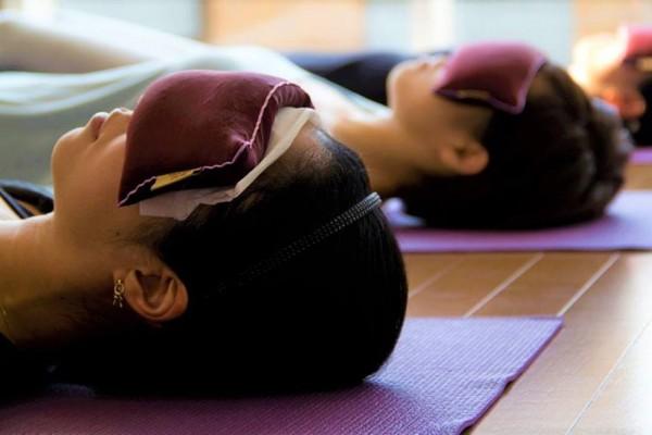Teaching Yoga Nidra & Meditation