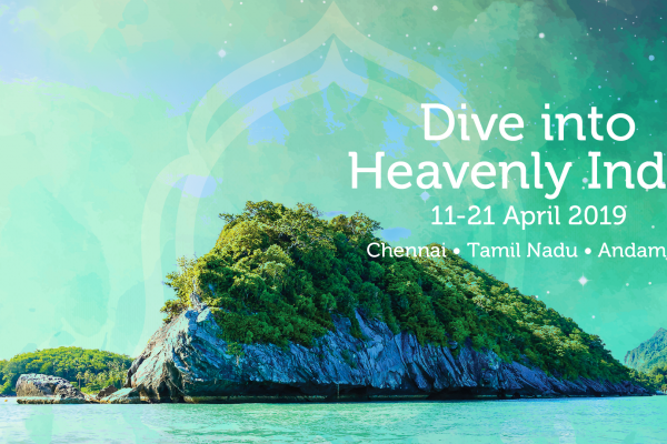 Dive into Heavenly India