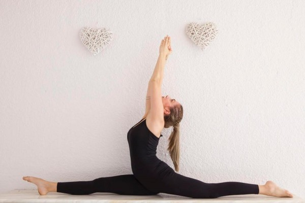 Journey to the Soul: Intuitive Flow Yoga Workshop