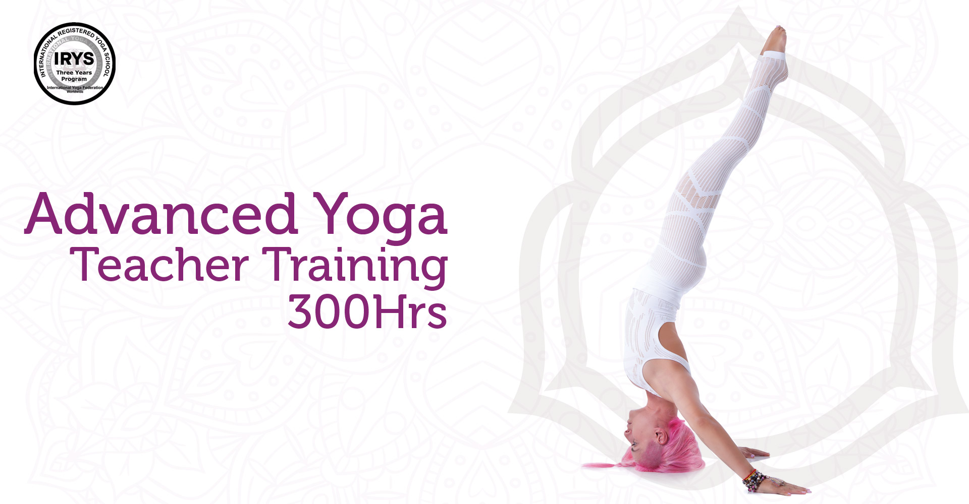 Advanced Yoga Teacher Training 300hrs - Mandala