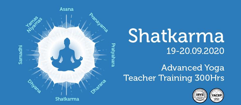 Shatkarma – η αποτοξίνωση της Yoga