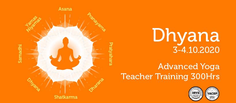 Dhyana – η τέχνη του Διαλογισμού